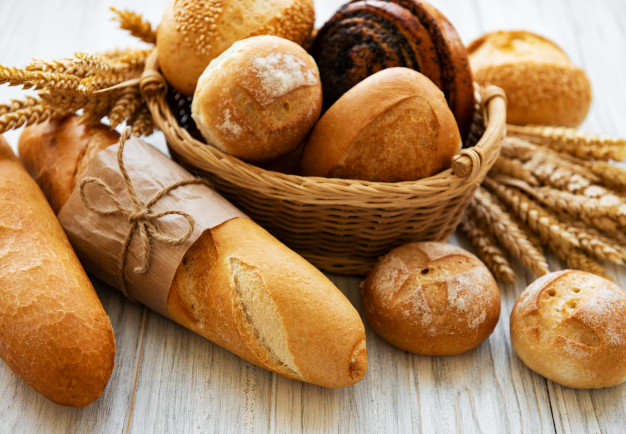 assortment baked bread 87742 8714